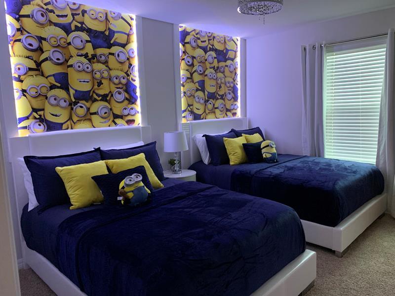 casas em orlando barbara borges design dormitorio tematico minions store lake
